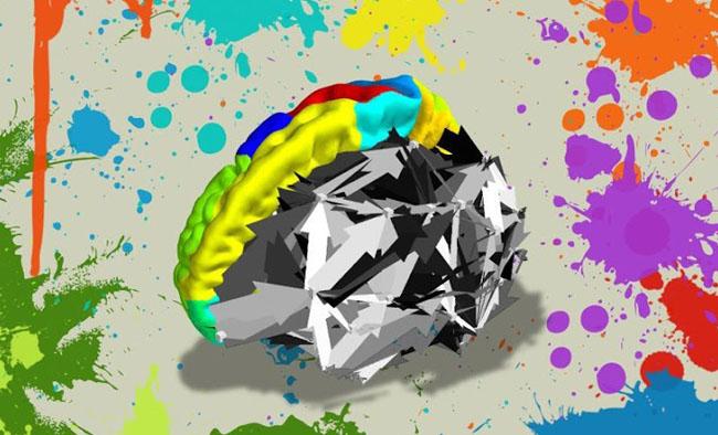 Art is like Chocolate for the Brain
