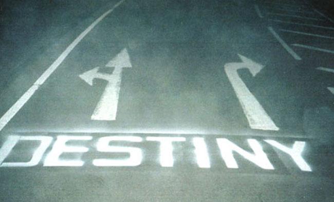 Actions Determine Destiny