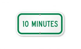 """The """"Under 10 Minutes"""" Rule"""
