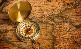 The Compass and The Clock