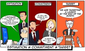Estimates, Targets, Commitments and Plans