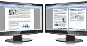 Working with Multiple Monitors Increases Productivity