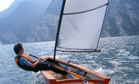 Control the Sail, Not the Wind